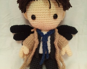 Castiel - Supernatural - MADE TO ORDER