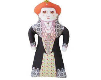 Queen Elizabeth I Doll - LIMITED EDITION