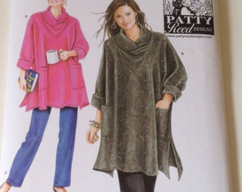 Simplicity Sewing Pattern 2289 Misses' Loose Fitting Tunic and Knit Pants