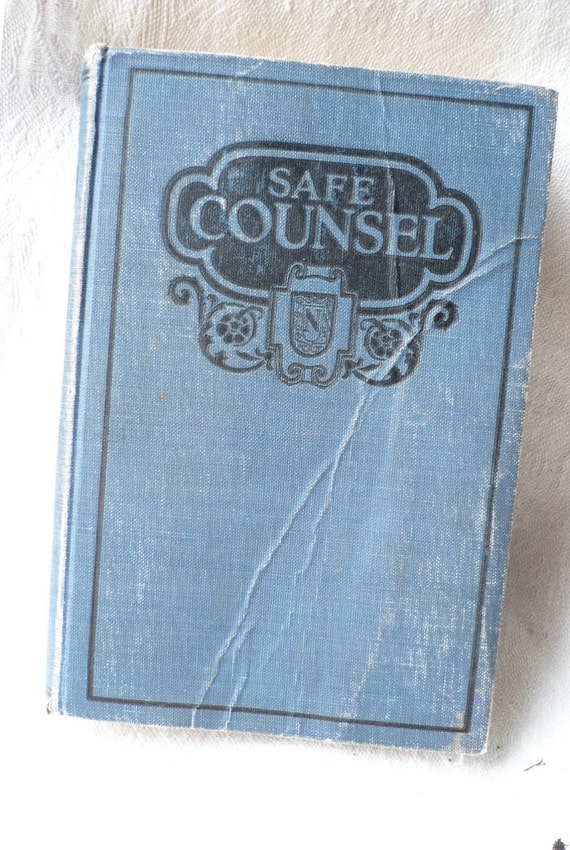 1926-Safe Counsel-Practical Eugenics