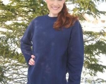 SALE - Women's Tall Oversized Sweatshirt