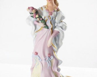 Princess Beauty Figurine from Beauty and the Beast - Lenox Legendary Princesses Collection