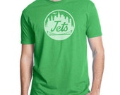 Jets/Mets. T-shirt.