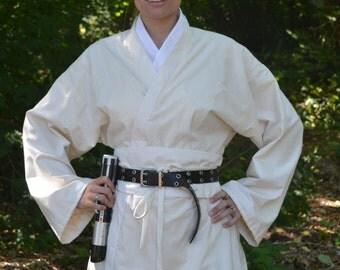 Jedi Tunic (custom to your size)