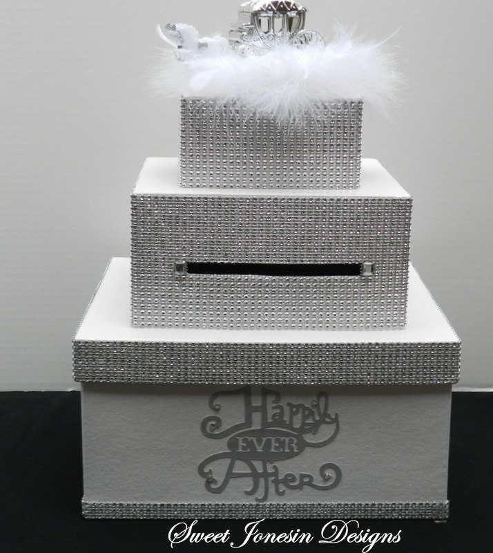 Bling Wedding Card Box Bling Wedding Card Box