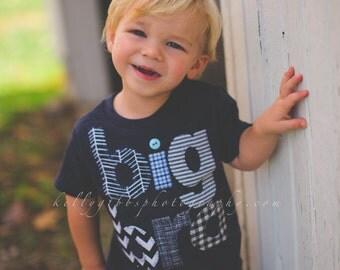 Big Brother Shirt, Big Bro Shirt, Sibling Shirts, Big Little Shirts, Big Brother T-Shirt, Big Bro T-Shirt