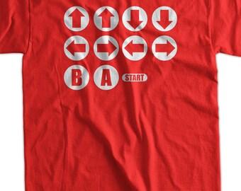 Cheat Code Tshirt Video Game T-Shirt  Cheat Code T-Shirt Funny T-Shirt Tee Shirt Mens Womens Ladies Youth Kids Geek