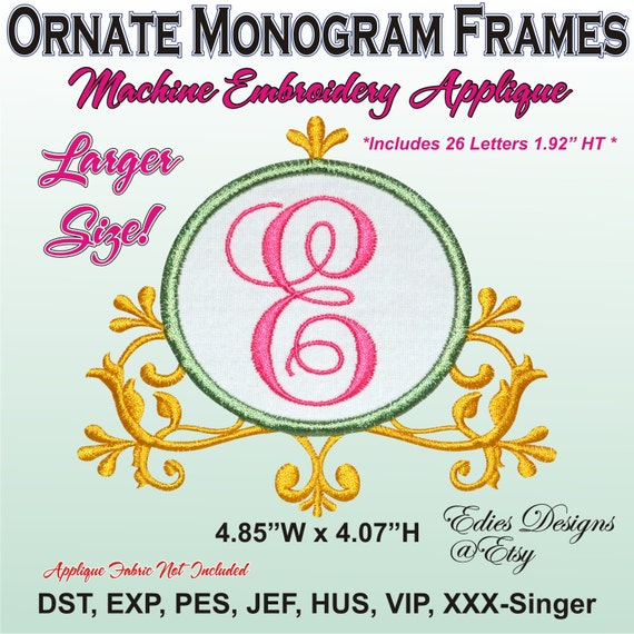 digital monogram machine