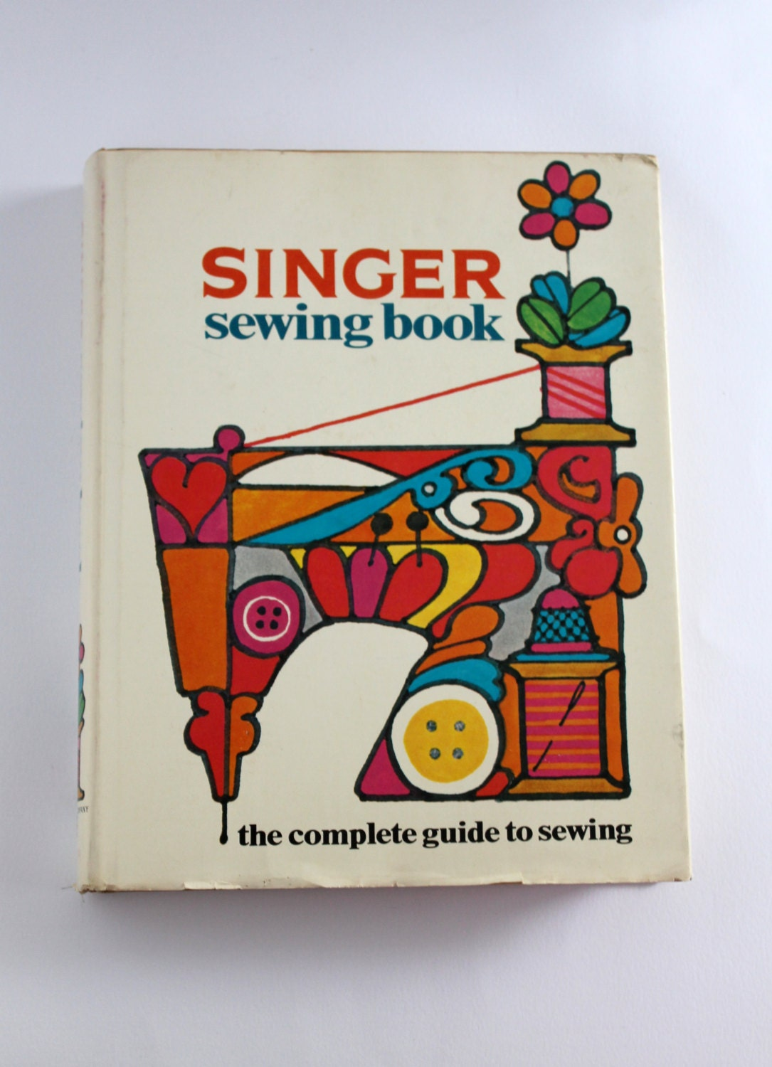 Book Cover Sewing Guide : Singer sewing book the complete guide to by lifesayoyo