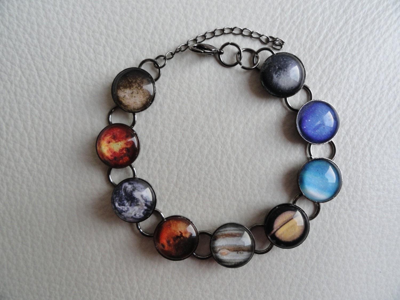 solar system bracelet - photo #23