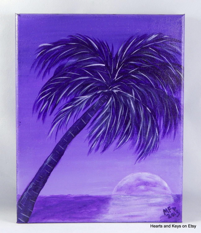 Acrylic Monochromatic Paintings