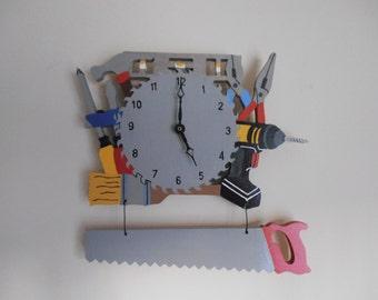 Tool Clock