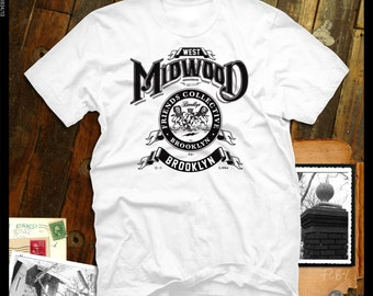 West Midwood  Brooklyn N.Y.  T-shirt