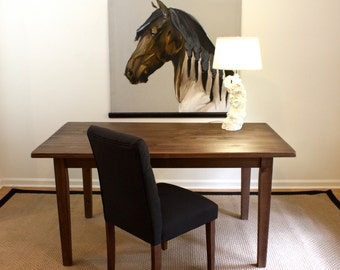 Desk, French Farmhouse Table, 27