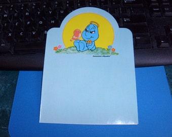 vintage kent moodies greeting card INNOCENT MOODIE thanks for being you card unused