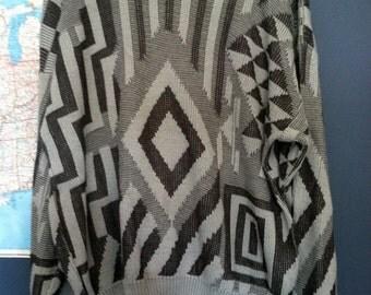 SALE ITEM: Vintage 80s Light Blue Sweater