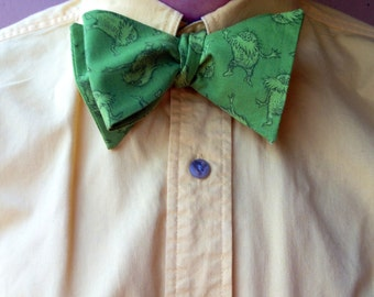 The Lorax Bow Tie