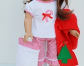 American Girl Doll Clothes and Accessories - Waiting for Santa