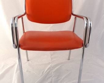 Popular Items For Chrome Chairs On Etsy