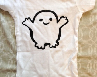Adipose, Doctor Who, Donna Noble, Nerdy Baby, Bodysuit