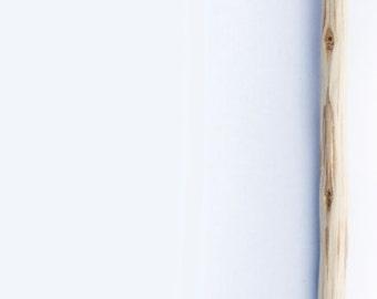 Hand-Carved Australian Pine Crochet Hook Size E/4 (3.5mm)