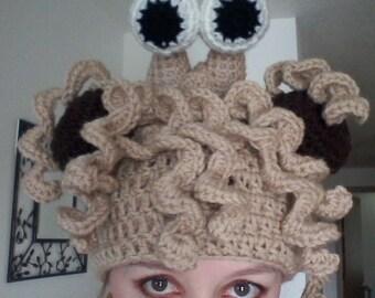 Flying Spaghetti Monster Hat (Rotini Monster)