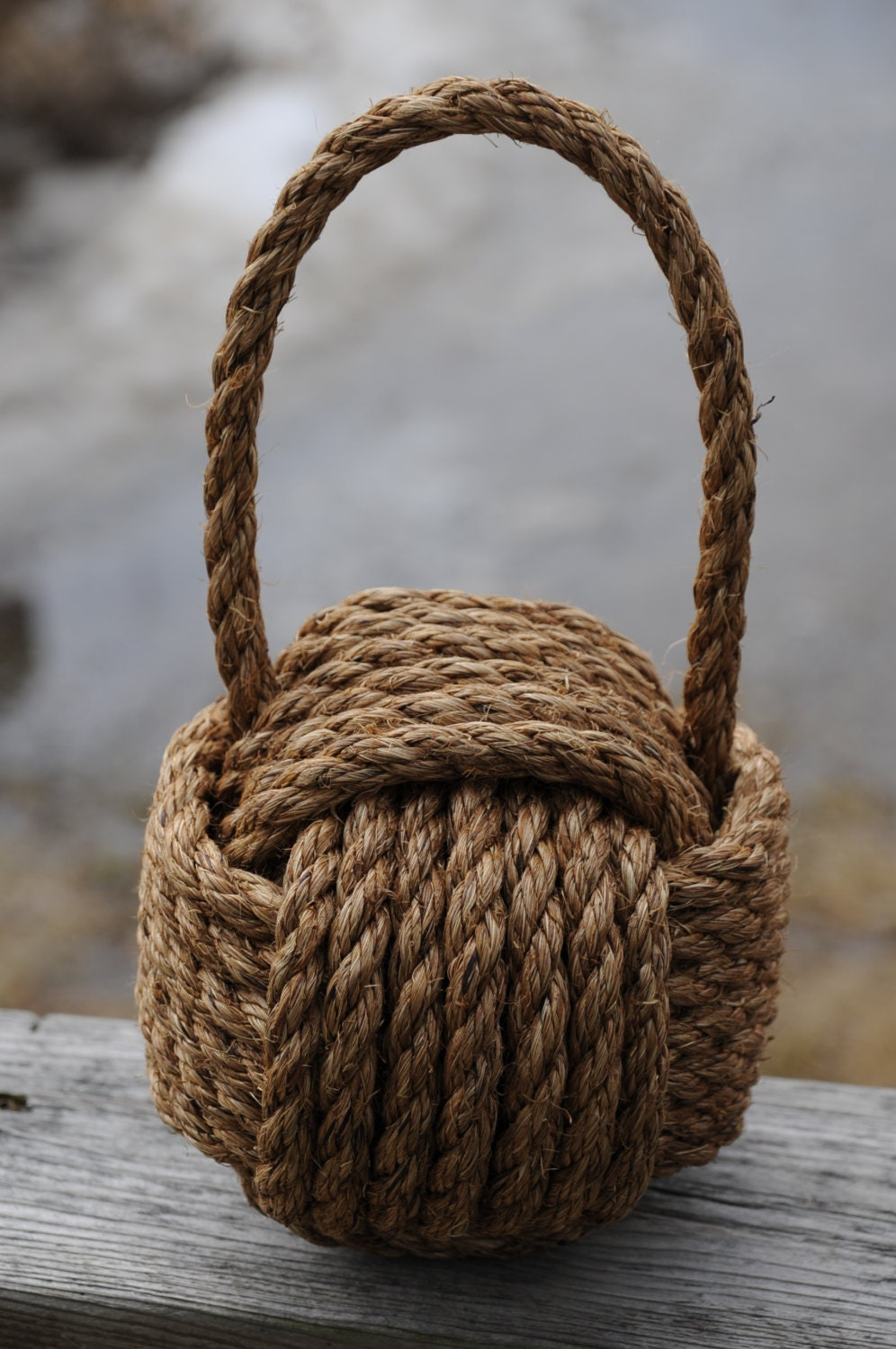 doorstop nautical decor heavy rope doorstop nautical