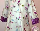 The Plum Snooty Hattie Dress Size 3