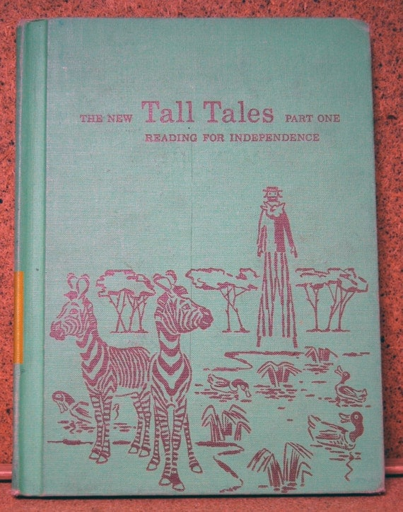 The New Tall Tales Part One - Reading for Independence