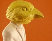 The Sparrow.  1 Color Decorative Figure.