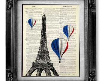 eiffel tower decor 3