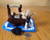 tiny sports dolls crochet