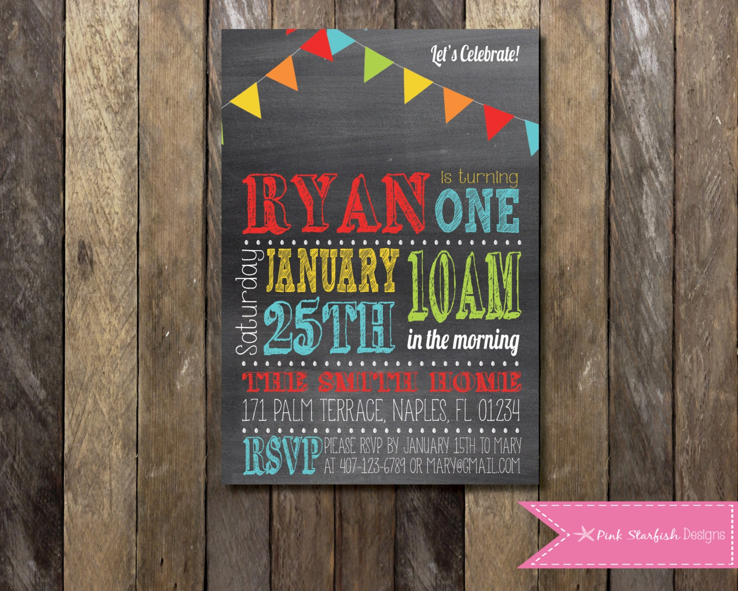 It is a picture of Resource First Birthday Chalkboard Printable