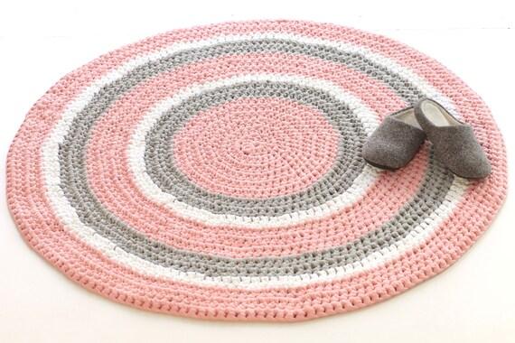 kinderteppich grau rosa haus deko ideen. Black Bedroom Furniture Sets. Home Design Ideas