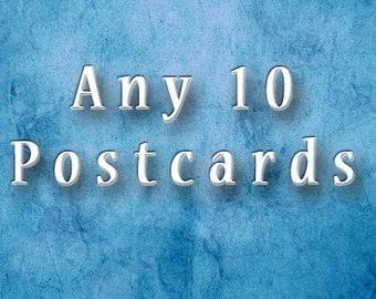 Fun postcards, Sets of postcards, Postcard collection, postcards, Art postcards, Postcards lot, postcard set, French Postcard set