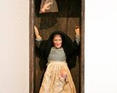 Invocation - Original Vintage Doll Assemblage