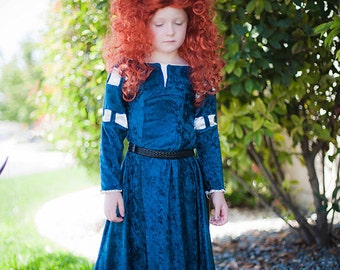 Brave (Merida) Costume