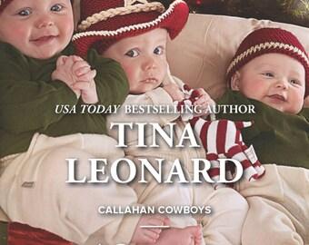 Cowboy Hat - Cowboy Boots - Baby Cowboy Outfit - Baby Cowboy Hat - Baby Cowboy Boots - Baby Photo Prop - Crochet Cowboy Hat - Baby Cowboy