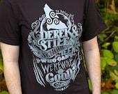 Teen Wolf Shirt - Derek and Stiles School for Teens Who Can't Werewolf -Teen Wolf T-Shirt - Stiles Stilinski Shirt - Derek Hale Shirt