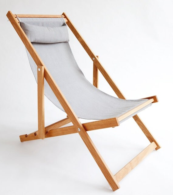 items similar to honomalino folding deck chair with. Black Bedroom Furniture Sets. Home Design Ideas