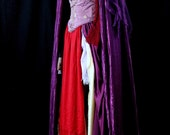 Hocus Pocus Sarah Sanderson Custom Costume (With or Without Cape)