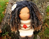 Custom Waldorf doll for Lynne