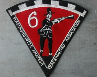 Mass Trapshooting Badge