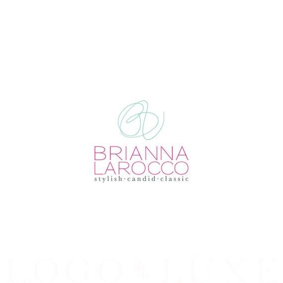 Photography Logo - Photography Logos - Photography Watermark - Custom Business Logos - LogoLuxe - Custom Business Logo - Custom Logo Design