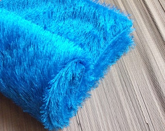 Baby Blanket Faux Fur Plush Newborn Photography Prop