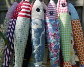 School of Fish PDF Pattern by Roxy Creations