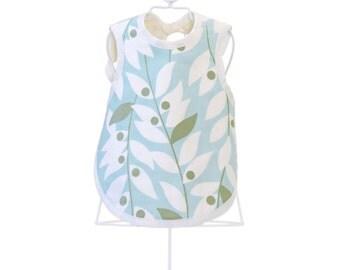 Dress-Up Bib & Burp Cloth - Organic Baby Shower Gift - GROVE