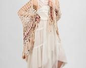 RESERVED for LISI Bohemian wedding dress,Tiered wedding dress,Summer wedding dress,Maxi Bridal Wedding Gown,Alternative wedding dress