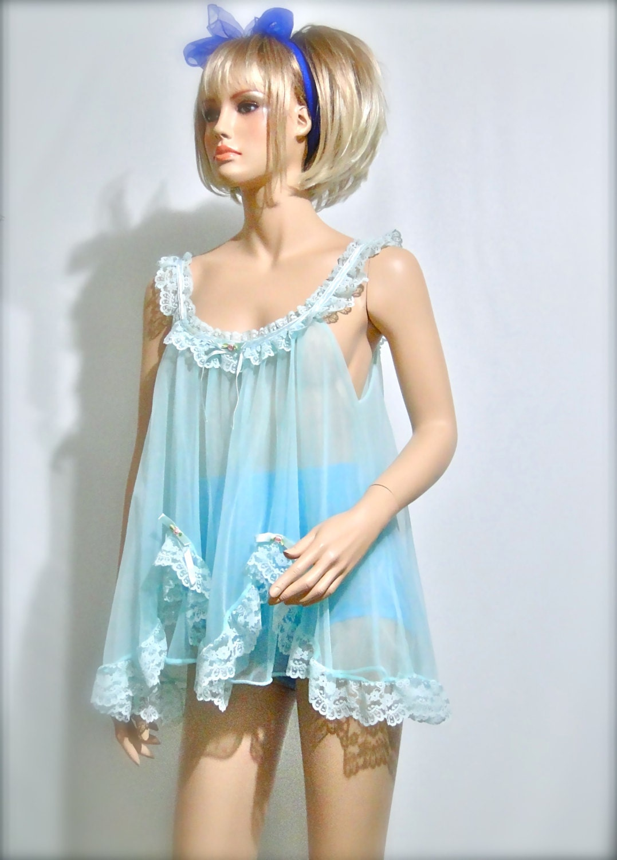 image Pink color block dress