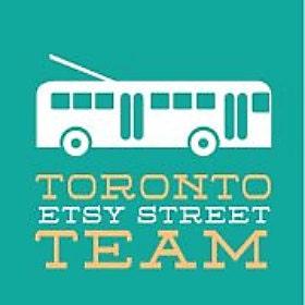 Toronto Etsy Street Team